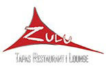 ZULU LOUNGE AND BISTRO logo