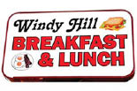 WINDY HILL BREAKFAST AND LUNCH logo