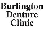 BURLINGTON DENTURE CLINIC logo