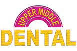 UPPER MIDDLE DENTAL logo