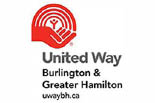 UNITED WAY OF BURLINGTON & HAMILTON logo