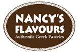 NANCY'S FLAVOURS Authentic Greek Pastries logo