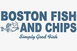BOSTON FISH AND CHIPS logo