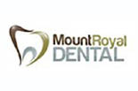 MOUNT ROYAL DENTAL logo
