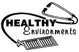 HEALTHY ENVIRONMENTS logo