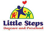 LITTLE STEPS DAYCARE & PRESCHOOL logo