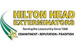 HILTON HEAD EXTERMINATORS logo