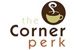 THE CORNER PERK logo
