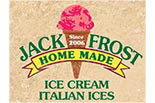 JACK FROST HOMEMADE ICE CREAM logo