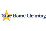 STAR HOME CLEANING logo