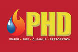PHD SERVICES logo