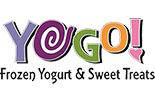 YOGO FROZEN YOGURT logo