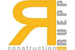 RUEPP CONSTRUCTION logo