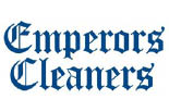 Emperors Cleaners logo