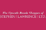 The Upscale Resale Shoppes Of Stephen Lawrence Ltd. logo
