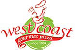 West Coast Gourmet Pizza logo