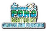 Diamond Pond Kentucky Garden And Fountain logo