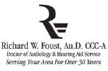 Richard W Foust Inc logo