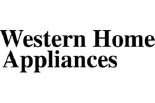 Western Home Appliances logo