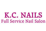 KC NAILS, INC logo