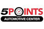 5 POINTS AUTOMOTIVE SERVICE