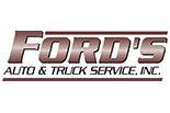 FORD'S AUTO & TRUCK SERVICE, INC.