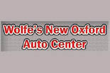 WOLFE'S NEW OXFORD AUTO CENTER
