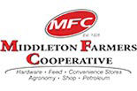 MIDDLETON FARMERS COOPERATIVE