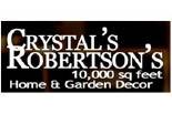 ROBERTSON'S CRYSTALS