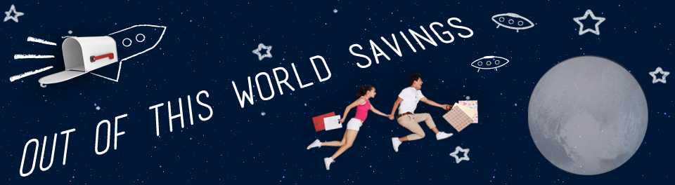 Out-of-this-world savings from Valpak coupons