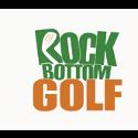 Rock Bottom Golf Logo
