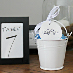3 Budget-Friendly Wedding<br> DIY Ideas