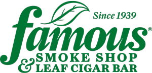 Famous Smoke Shop Cigars Logo
