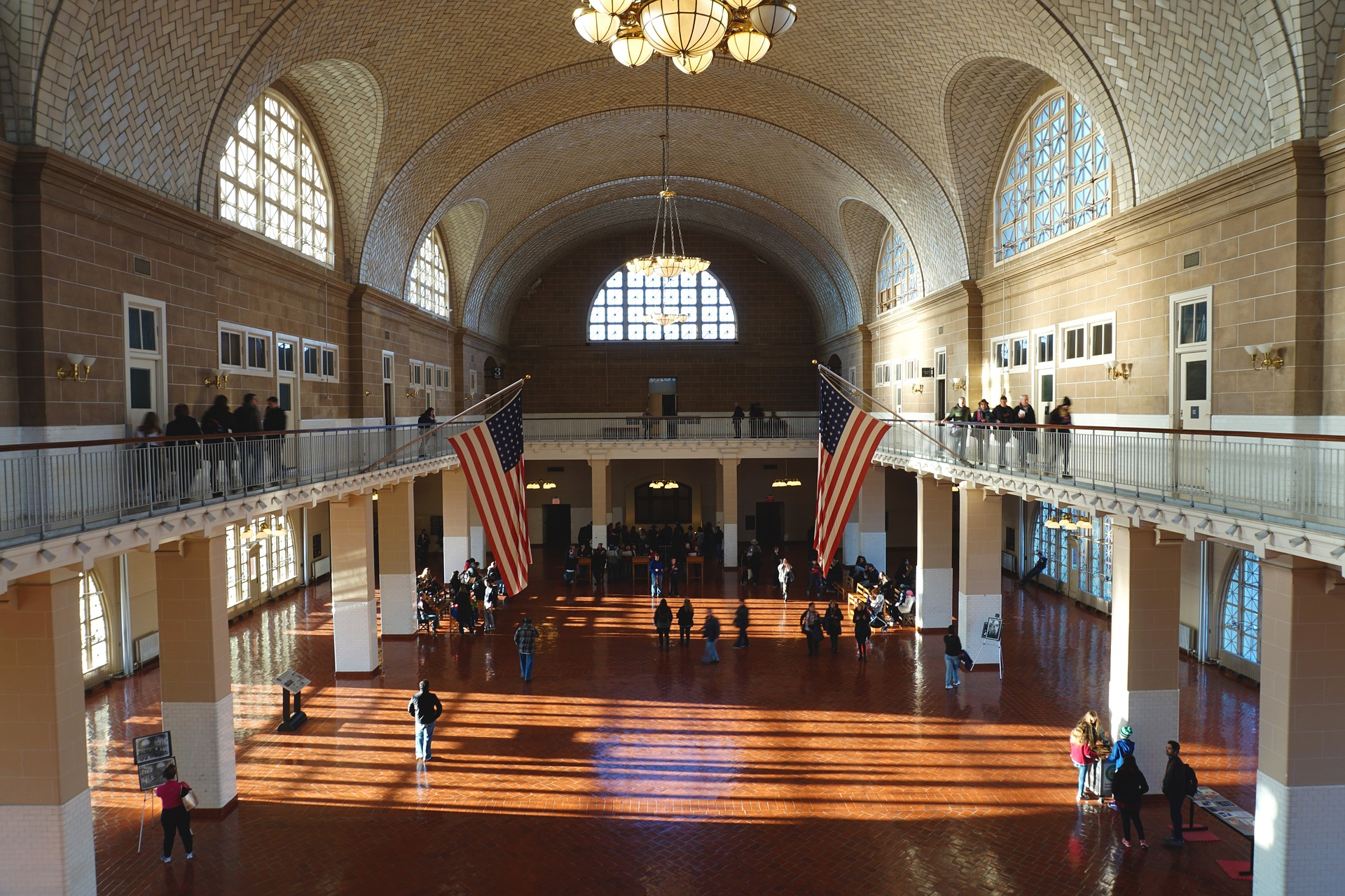 Ellis Island New York