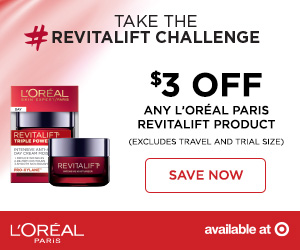 $3 Off Any L'Oreal Paris Revitalift Product