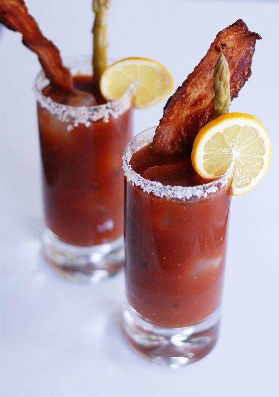 Tasty cold drinks