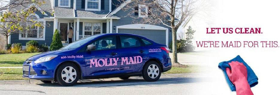 Molly Maid of Aheville & Hendersonville
