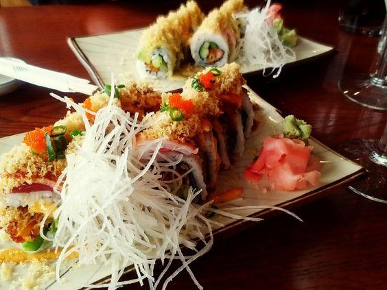 wild ginger asian food and bistro hyde park cincinnati ohio sushi