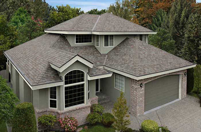 Most Popular Shingle Selection from 1-800-RITE ROOF