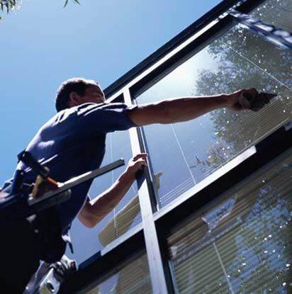 window cleaning service; woodbridge, va