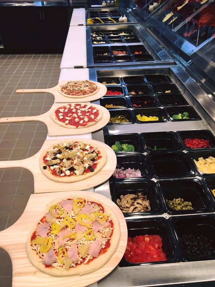 1000 degrees neapolitan pizza toledo ohio carry out pizza restaurant near franklin park mall