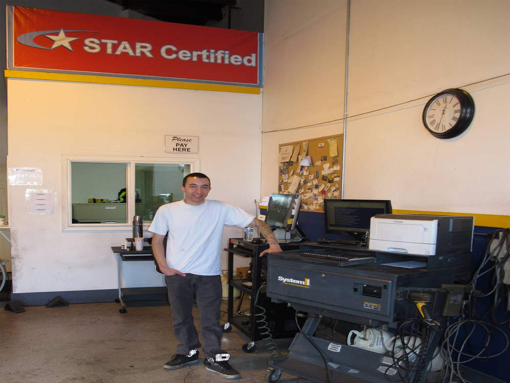 101 Express Smog - Santa Rosa, CA - Our goal is to help reduce air pollution in the Bay Area. star certified logo