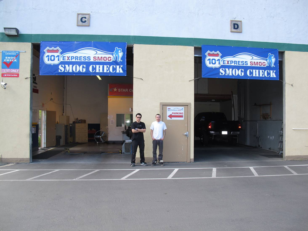 101 Express Smog - Santa Rosa, CA - Best Deal in Sonoma County - Smog Coupon