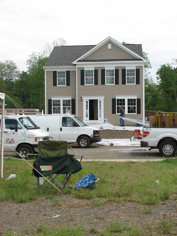 Habitat For Humanity, Building, House, House Constructions, New Home, Charity, Donation, Non-Profit
