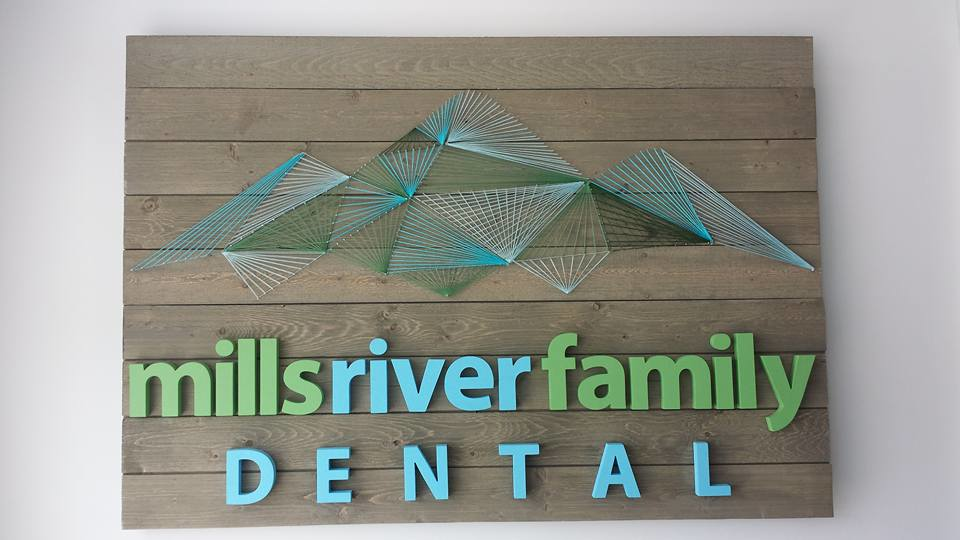 Tooth repair in Mills River, Fletcher, and Hendersonville, NC.