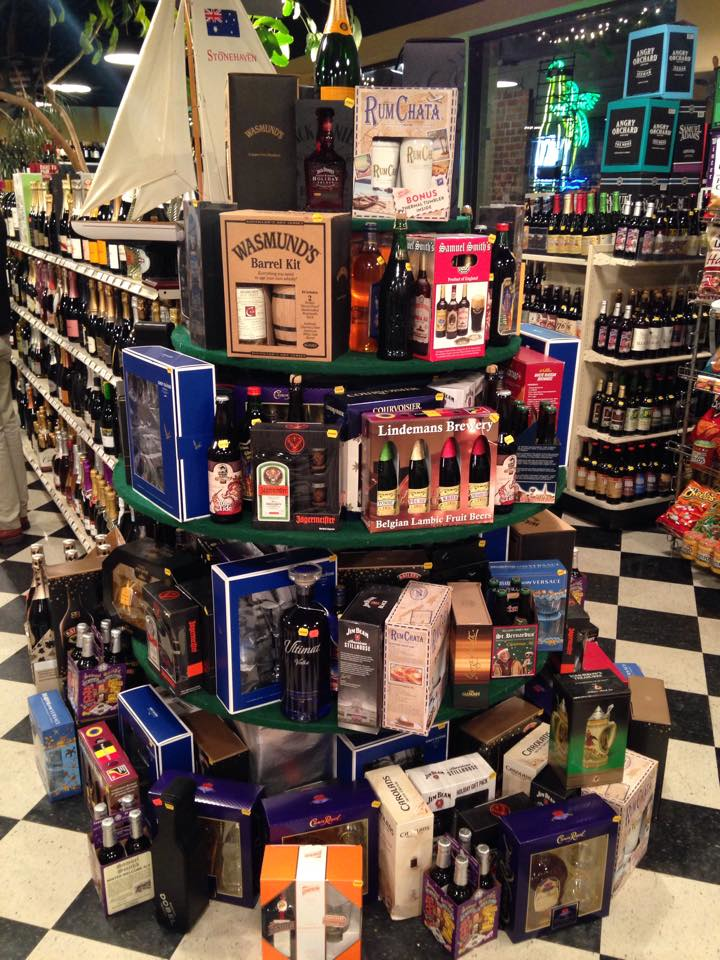 alcohol, liquor, spirits, wine, beer; Port Tack Ltd Wine & Spirits in arnold, maryland