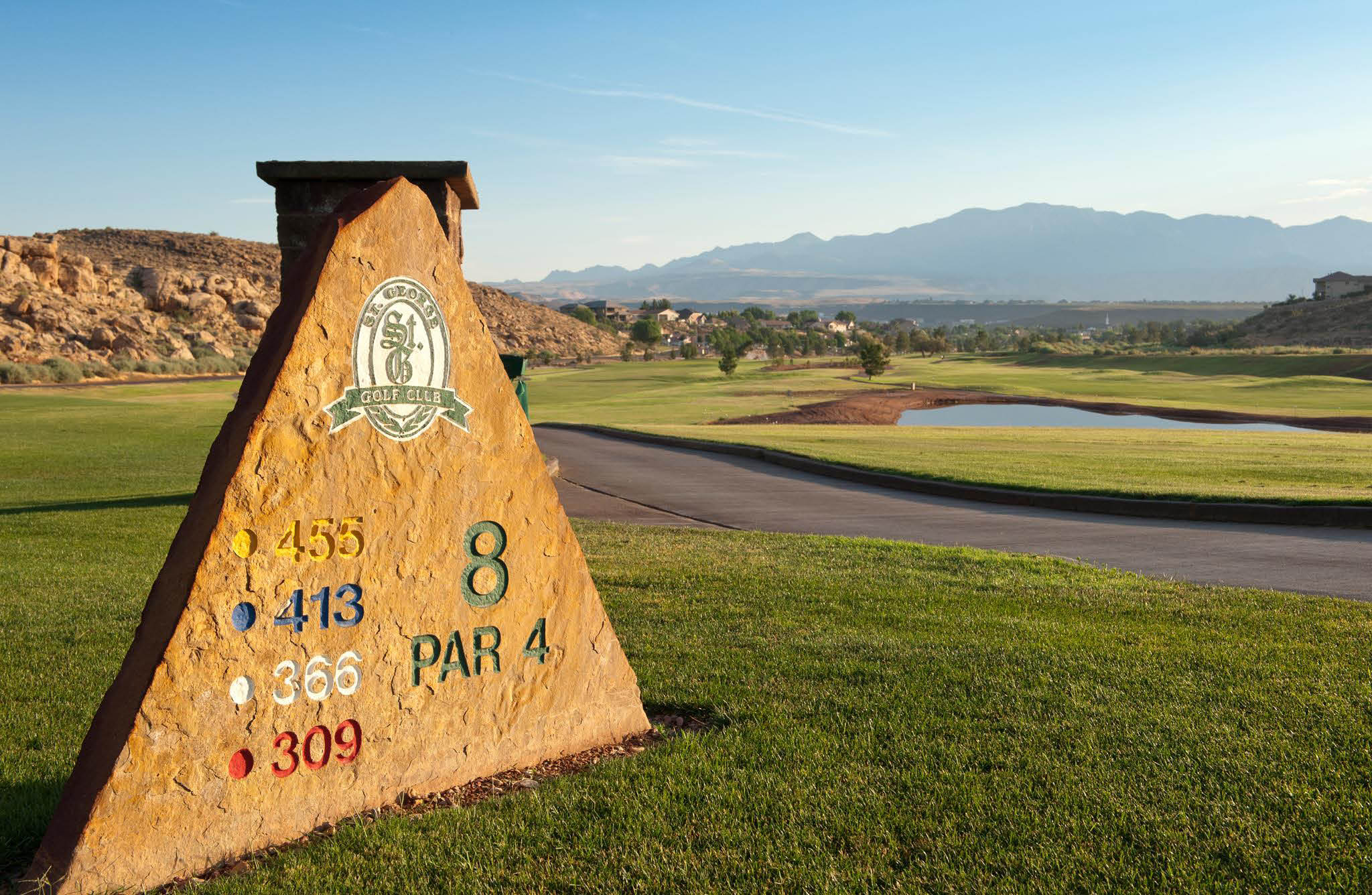 St. George Golf Club is a municipal course operated by the City of St. George.