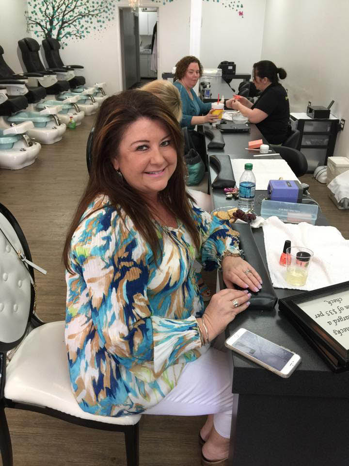 nail salon; nail lab located in Colleysville, Texas