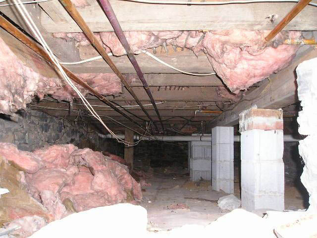 insulated crawl space; value dry waterproofing serving va and md