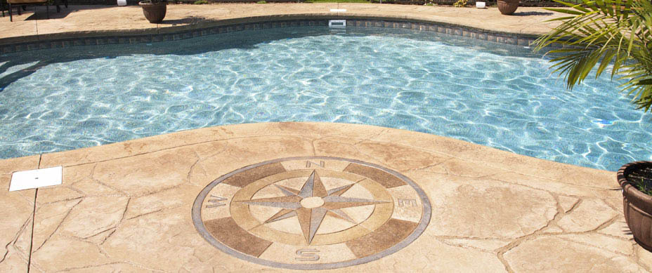 stamped concrete; worldwide concrete inc. serving maryland